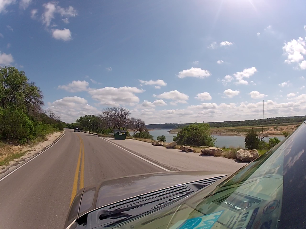 Gorgeous day at Pace Bend