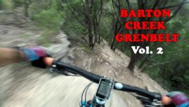 Mountain Biking Barton Creek Greenbelt Back Trails Vol 2